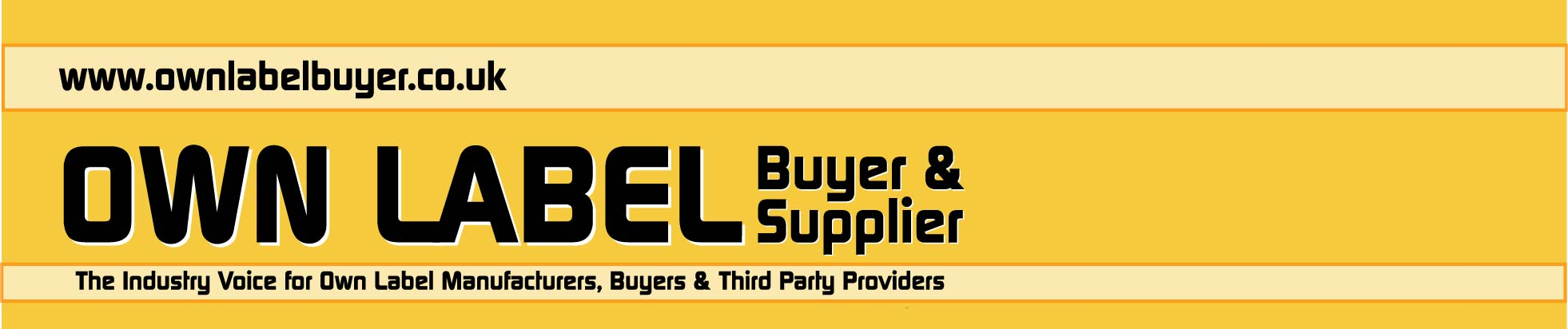 Own Label Buyer and Supplier Magazine